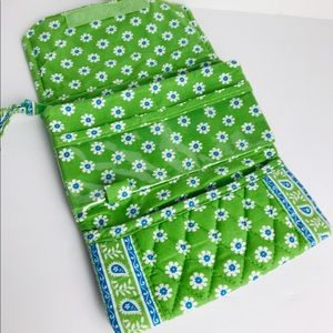 Vera Bradley Green Apple 🍏 Wallet Checkbook